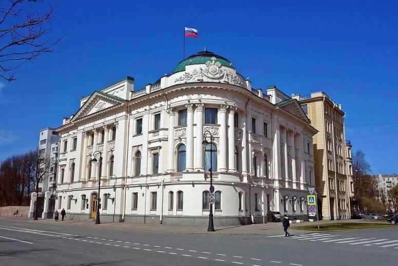 Санкт-Петербург, Петроградская сторона - Дворец великого князя Николая Николаевича