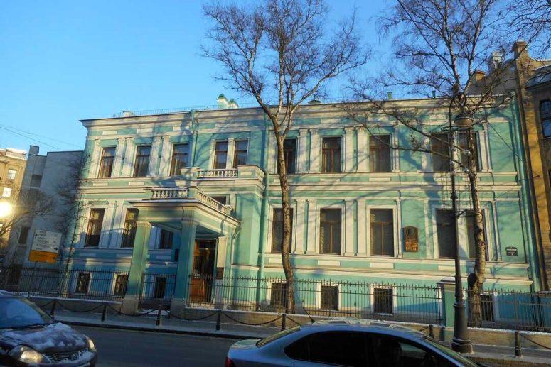Санкт-Петербург, Петроградская сторона - Особняк Сергея Витте