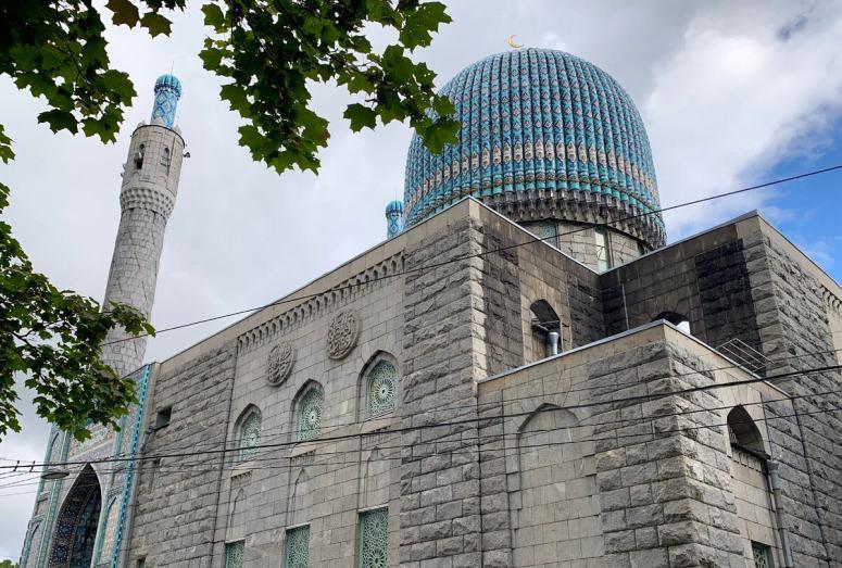 Санкт-Петербург, Петроградская сторона - Соборная мечеть