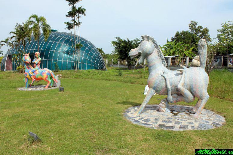 Love Art Park - парк эротических приколов в Паттайе