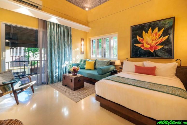 Лучшие отели Чавенга, Самуи: Buri Rasa Village