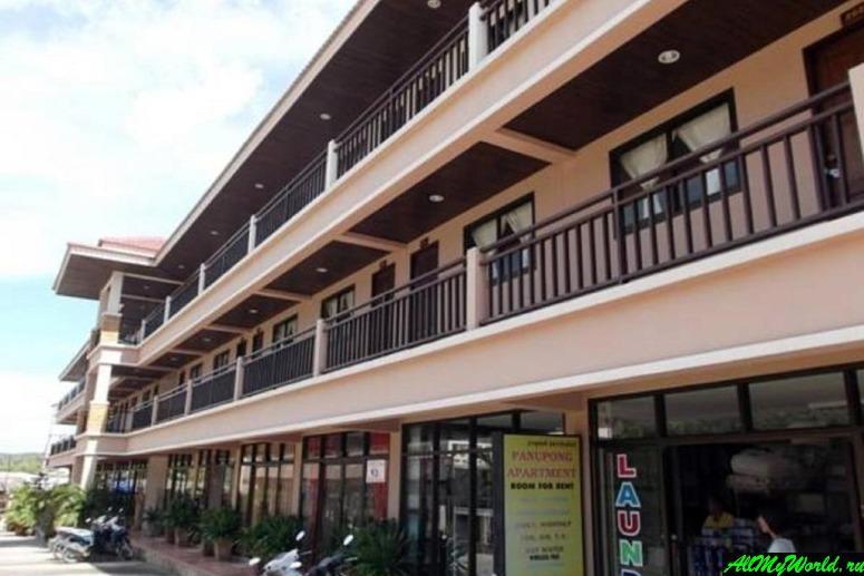 Лучшие отели Чавенга, Самуи: Panupong Hotel