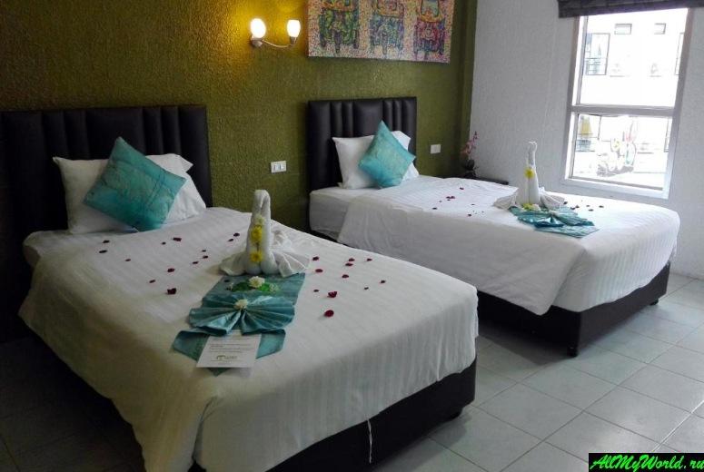 Лучшие отели Чавенга, Самуи: Samui Green Hotel
