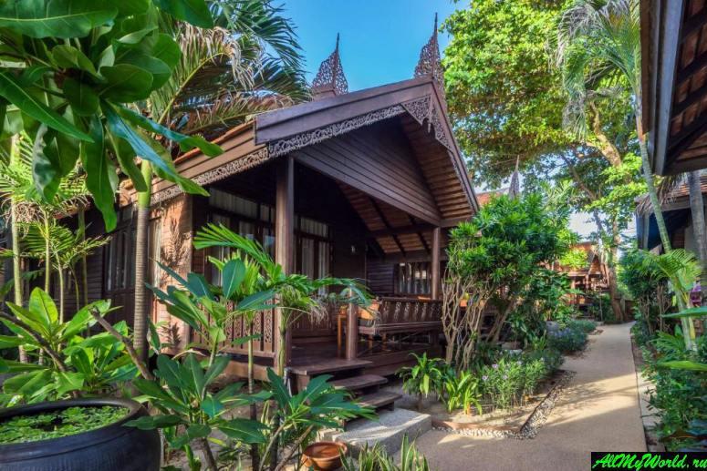 Лучшие отели Чавенга, Самуи: Samui Paradise Chaweng Beach Resort & SPA