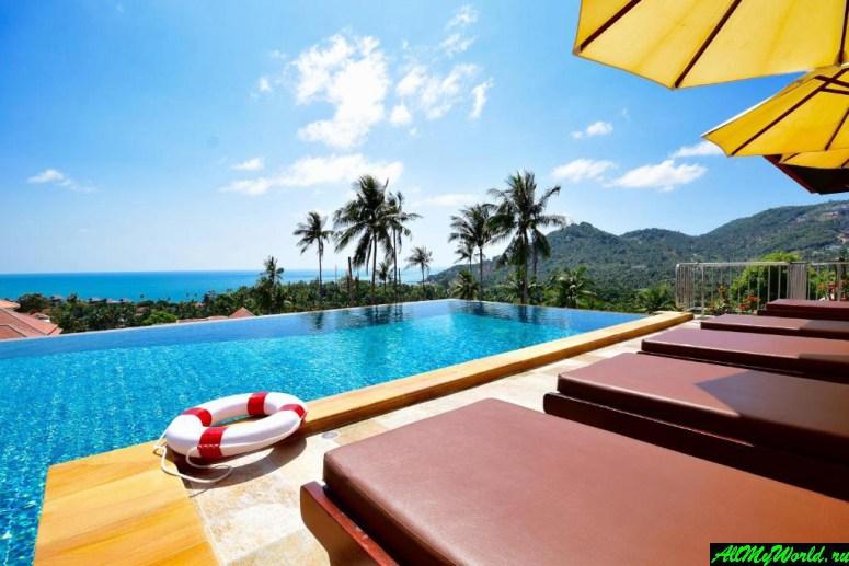 Лучшие отели Чавенга, Самуи: Siam Sunrise Seaview Villa