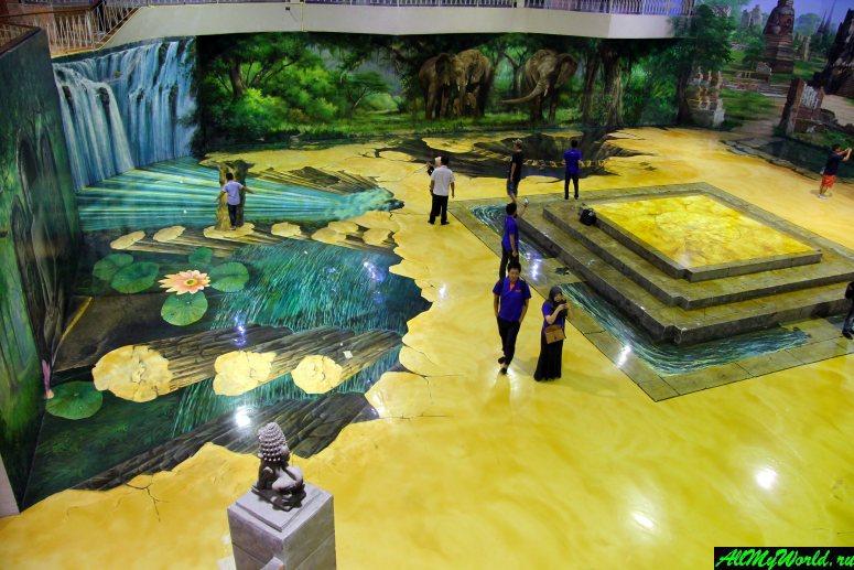 Музей Art in Paradise в Паттайе