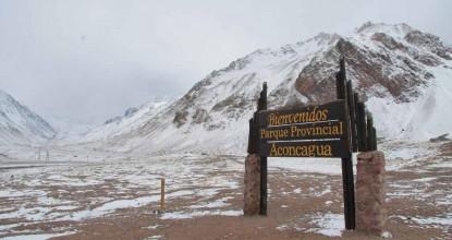 Северная Аргентина: Аконкагуа