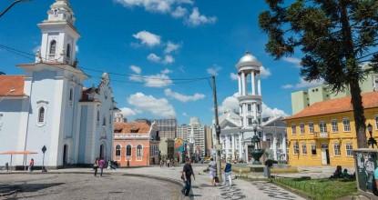 Бразилия: Куритиба — город для людей