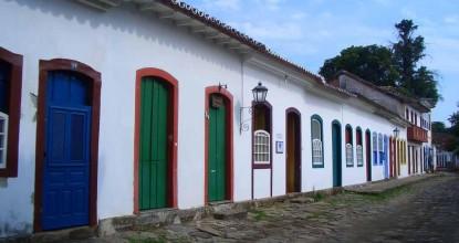 Бразилия: Парати — музей архитектуры меж двух столиц