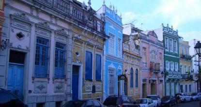 Сальвадор — место, откуда началась Бразилия