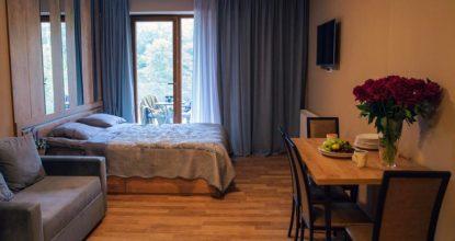 10 отличных и недорогих апартаментов в Бакуриани