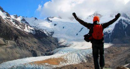Аргентинская Патагония: Эль-Чальтен, озеро Торре и гора Фицрой (много фото!)
