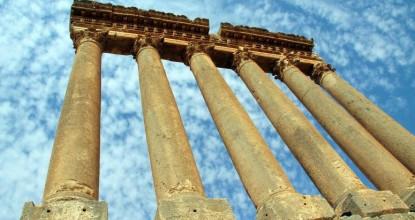 Баальбек: римский храм в «столице» Хезболлы