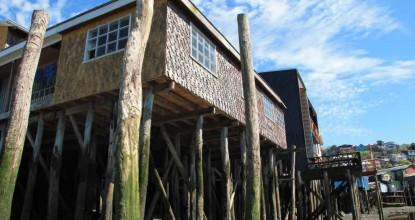 Чили: остров Чилоэ
