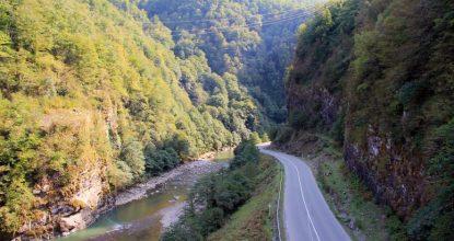 Самые красивые дороги Кавказа: Трансаджарская трасса