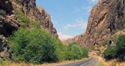 В Армению на машине: дорога Ереван-Татев