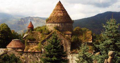 ТОП-25 достопримечательностей Армении