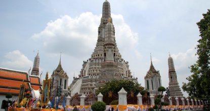 Ват Арун: храм Утренней зари в Бангкоке