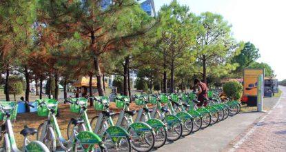 Батуми: как взять напрокат велосипед