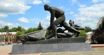 ТОП-25 достопримечательностей города Иваново