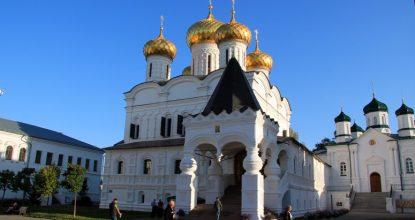 ТОП-25 достопримечательностей Костромы