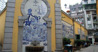 Макао: город с португальским лицом и китайской душой