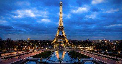 ТОП-40 достопримечательностей Парижа