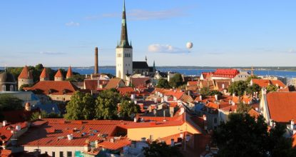 ТОП-30 достопримечательностей Таллина