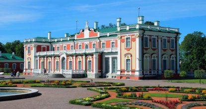 Достопримечательности Таллина: парк Кадриорг и памятник «Русалке»