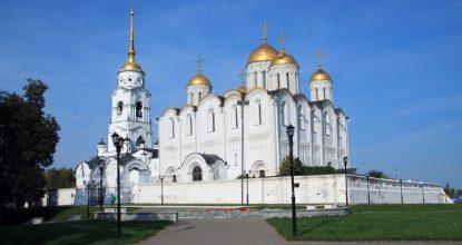 ТОП-30 достопримечательностей Золотого Кольца России