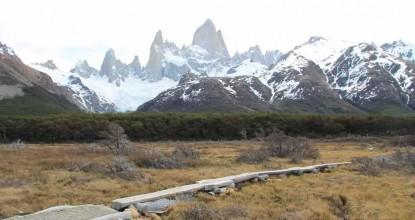 Аргентинская Патагония: гора Фицрой
