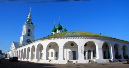 Город Кострома: достопримечательности и фото
