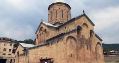 Достопримечательности Грузии: город Мцхета и монастырь Джвари
