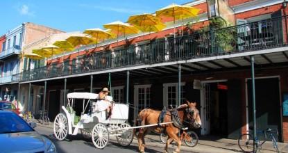 «Беззаботный город» Новый Орлеан: джаз, Mardi Gras и пофигизм