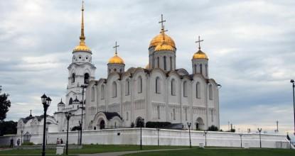 Города Золотого Кольца: Владимир — достопримечательности, фото, что посмотреть и как добраться