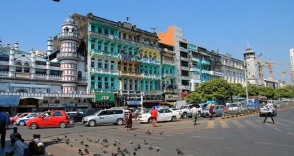 Мьянма, Янгон: где лучше жить, как добраться из аэропорта и т.д.