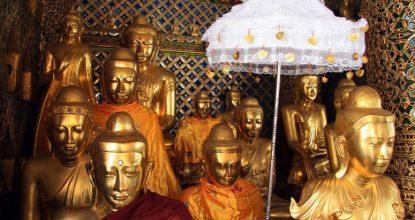 Город Янгон: достопримечательности столицы Мьянмы (много фото)