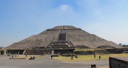 Мексика, города ацтеков: Теотиуакан