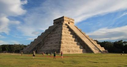 Мексика, древние города майя: Чичен-Ица