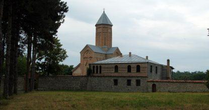Восточная Грузия: монастыри Старая и Новая Шуамта