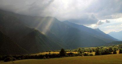 Грузия, Сванетия — полный путеводитель