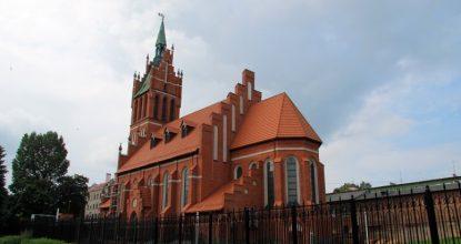 Кирха Святого Cемейства в Калининграде