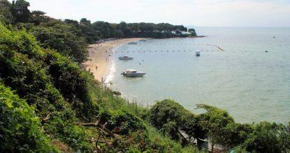 Кози Бич — уютный пляж рядом с центром Паттайи