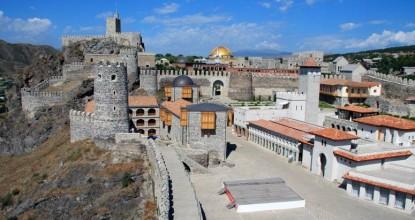 Грузия: Ахалцихе, крепость Рабат