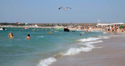 Крым, пляж Оленевки (мыс Тарханкут): описание, как добраться, где жить, фото и видео
