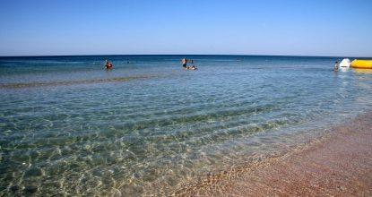 Крым, пляж в Поповке: описание, как добраться, где жить, фото и видео