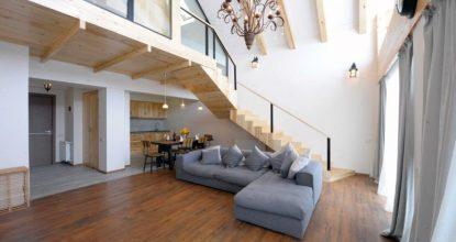 8 лучших апартаментов Гудаури по соотношению цены и качества