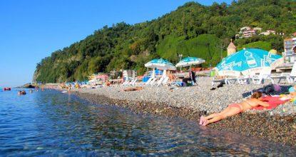 Все пляжи Грузии — какой выбрать для отпуска?