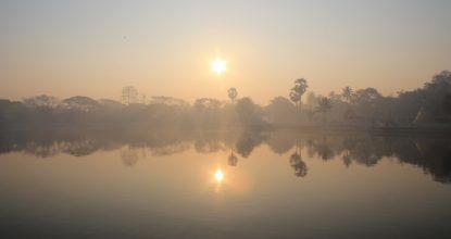 Путешествие по Мьянме: город Баго