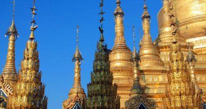 Мьянма: древняя столица город Пьи (Pyay)
